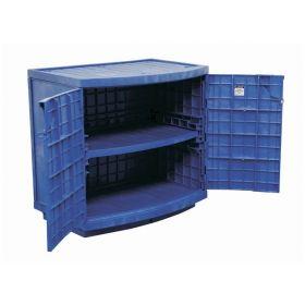Justrite™ Polyethylene Corrosives/Acid Cabinet