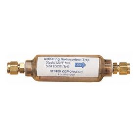 Restek™ Indicating Hydrocarbon Traps for Air Compressors
