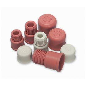 Fisherbrand™ Turnover Septum Stoppers