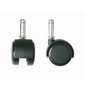 Bevco™ Optional Caster Sets, With Mushroom Glides
