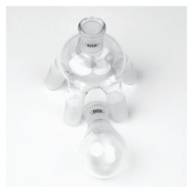 BUCHI Distillation Spiders for Five-Flask Distillations