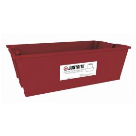 Justrite™ Spill Basin for Carboys