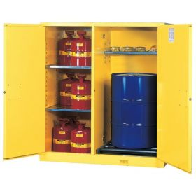 Justrite™ Sure-Grip™ EX Double-Duty Horizontal Safety Cabinet