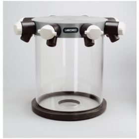 Labconco™ Clear Drying Chambers for FreeZone™ Freeze-Dry Systems, Large