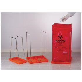 Bel-Art™ SP Scienceware™ Clavies™ Biohazard Bag Holders