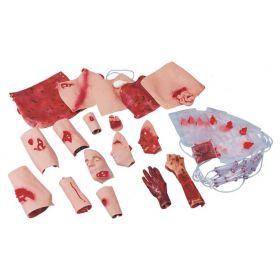 Simulaids™ Trauma Moulage Kit
