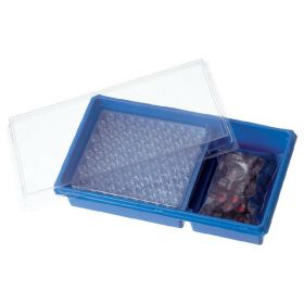 Thermo Scientific™ National Unassembled Standard Opening Vial, Cap and Septum Convenience Kits