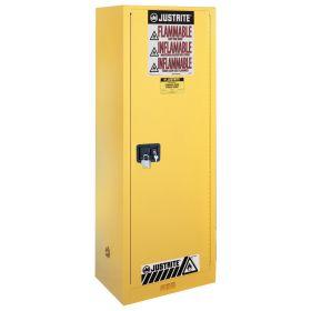 Justrite™ Sure-Grip™ EX Slimline Flammable Safety Cabinet