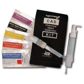 FLIR Systems Agentase CAD (Chemical Agent Detection) Kit and Training Products