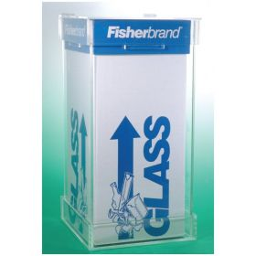 Fisherbrand™ Acrylic Box Holders for Glass-Disposal Boxes