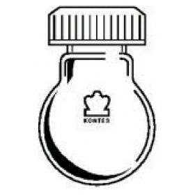 DWK Life Sciences Kimble™ Kontes™ Boiling Flask for Microflex Kit