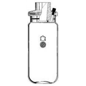 DWK Life Sciences Kimble™ Kontes™ Flask For Freeze Drying Rotary Evaporator Apparatus