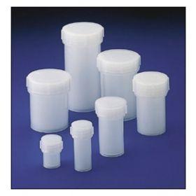 Bel-Art™ SP Scienceware™ Low-Density Polyethylene Wide-Mouth Sample Jar
