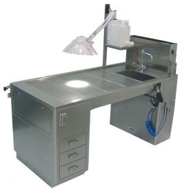 Thermo Scientific™ Shandon™ Downdraft Necropsy Table with Drawers