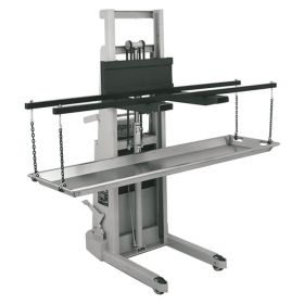 Thermo Scientific™ Shandon™ AN-65-CH with Spreader Bars and Chains
