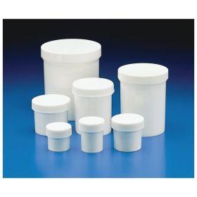 Bel-Art™ SP Scienceware™ White Polypropylene Jars