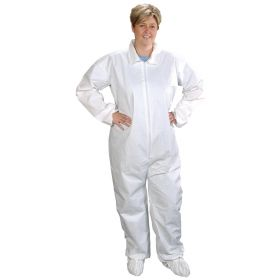 AlphaProTech Critical Cover™ ComforTech™ Assurance™ Coveralls