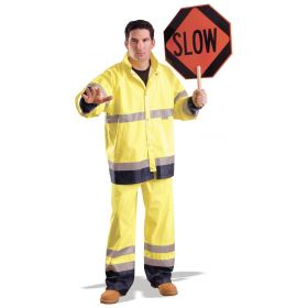 OccuNomix™ High-Viz Rain Jacket