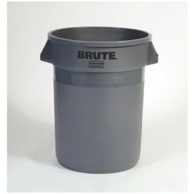 Rubbermaid™ BRUTE™ Round Containers without Lid, 55 gal. Capacity
