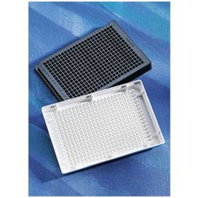 Corning™ 384-Well Solid Black or White Polystyrene Microplates