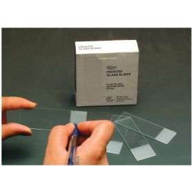 Eisco™ Frosted Microscope Glass Slides