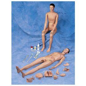3B Scientific™ Deluxe Patient Care Manikin
