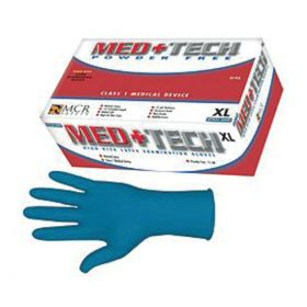 MCR Safety Disposable Latex Gloves