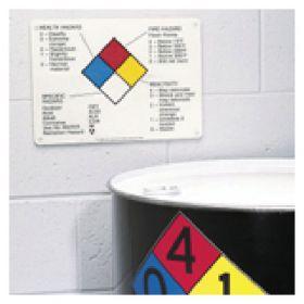 Brady™ Hazardous Information Placards