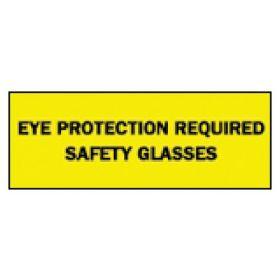 Brady™ Eye Protection Signs