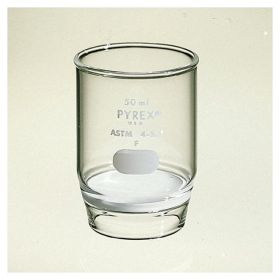 PYREX™ Gooch Type Filtering Crucibles, High Form; Coarse; 30mL