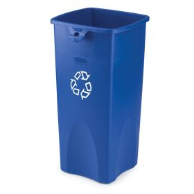 Rubbermaid™ Untouchable™ Square Recycling Containers and Tops