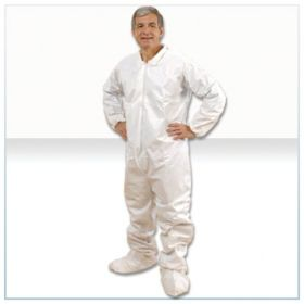 AlphaProTech Critical Cover™ Microbreathe™ Coveralls