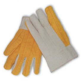 PIP™ Premium Grade Cotton Chore Gloves with Double Layer Palm/Back