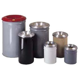 Justrite™ Cease-Fire™ Waste Receptacles