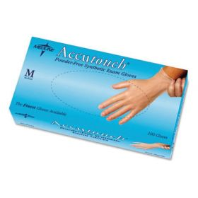 Medline™ Accutouch™ Vinyl Exam Gloves