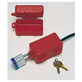 Accuform Signs Plug Lockouts