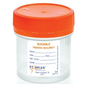 Starplex™ Scientific LeakBuster™ 3 Specimen Container