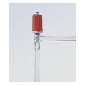 Corning™ Rotaflo™ Plain Bore, Two-Way, 90° Angle Stopcocks
