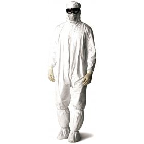 DuPont™ Tyvek™ IsoClean™ Series 253 Coveralls, Clean-Processed and Sterile