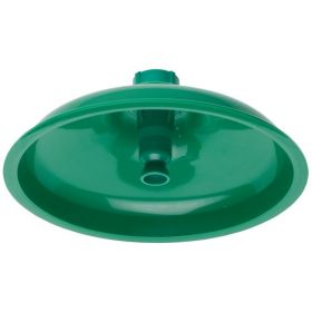 Haws™ AXION MSR™ ABS Green Plastic Drench Showerhead