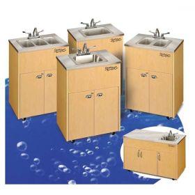 Ozark River Silver Series™ Portable Hygienic Hand-Washing Stations