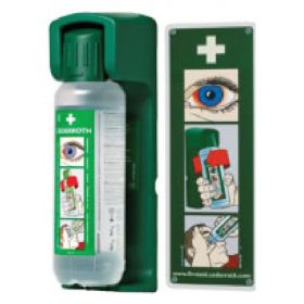 Dynamic Diagnostics Eyewash with Holder