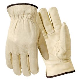 Wells Lamont™ Full Cowhide Leather Drivers Gloves