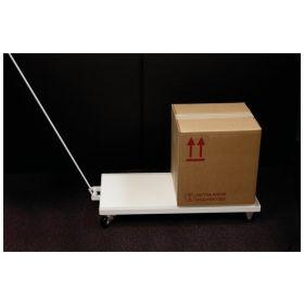 Dynamic Diagnostics Cubitainer Carts Telescoping Pull Rod