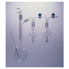 DWK Life Sciences Kimble™ Kontes™ Cyanide Distillation Apparatus with Sulfide Scrubber