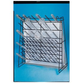 Glassware Drying Rack