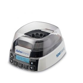 Fisherbrand™ High Speed Mini-Centrifuge, 100-240VAC, 50/60Hz Universal Plug, Grey