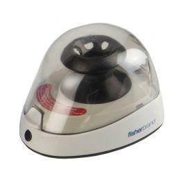 Fisherbrand™ Mini-Centrifuge 100-240V, 50/60Hz Universal Plug, Grey
