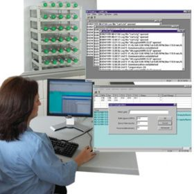 DWK Life Sciences Wheaton™ CART2 Control, Monitor and Recording Software