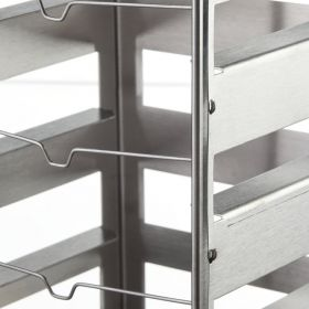 Thermo Scientific™ CryoBox™ Freezer Racks, 8.3 x 8.4 x 50.2cm